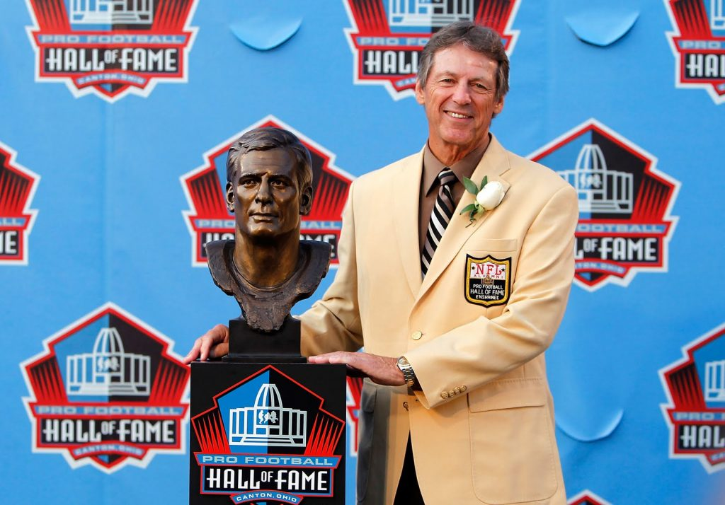 Dick lebeau hall of fame spech