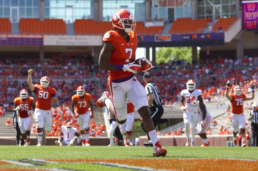 Tennessee Titans 2017 Draft Projections Round 1 Mike Williams