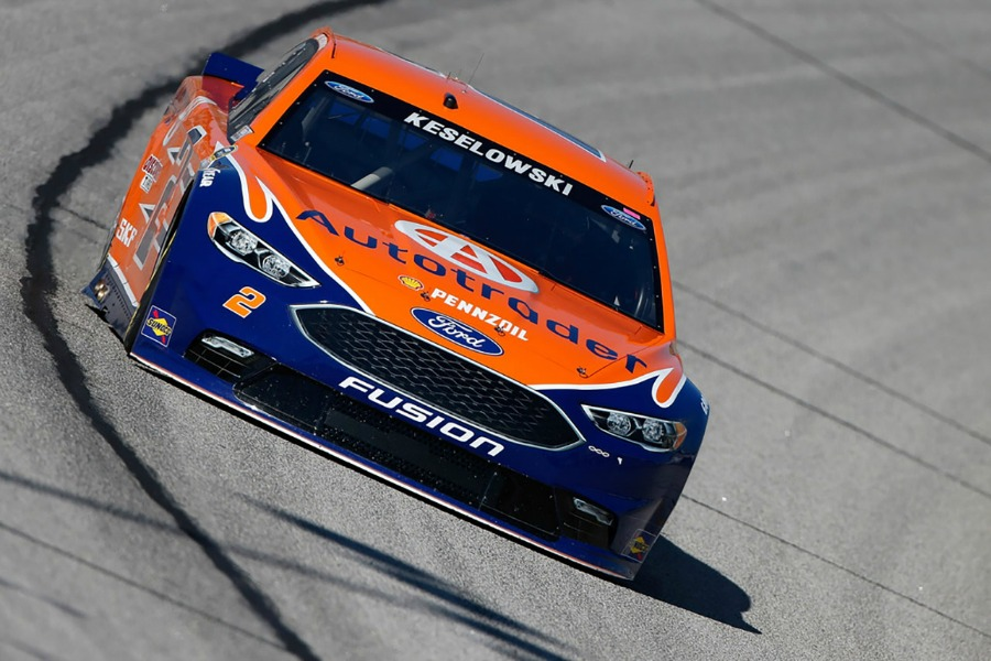 Keselowski Wins Quicl Fold 500 Atlanta