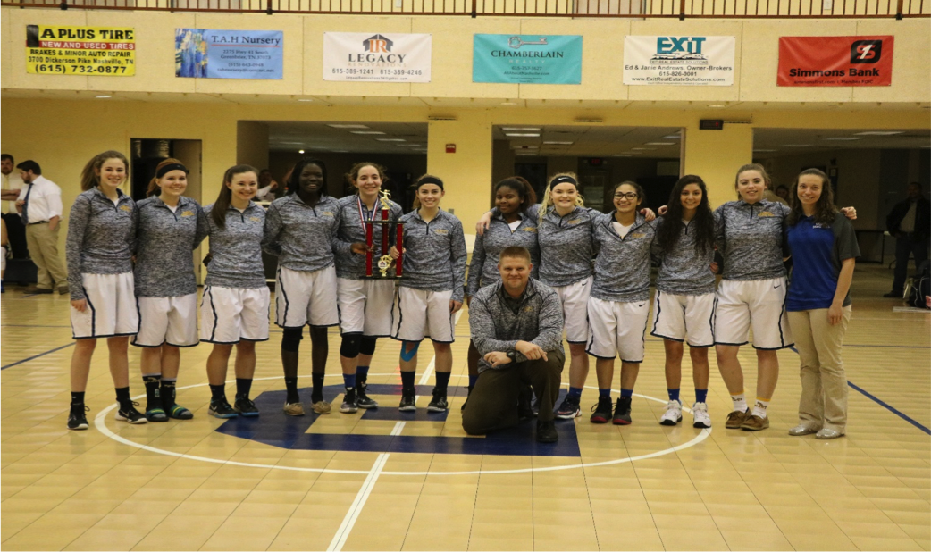 Madison Academy Girls Basketball 2
