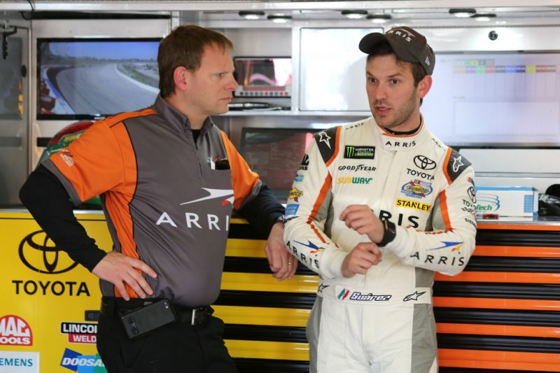 Nashville Sports News Daniel Suarez's Crew Chief to take Leave of Absence 3