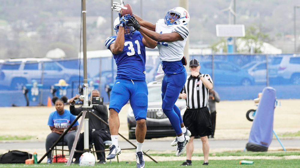 Nashville Sports News TSU Tigers First Football Scrimmage 2017 3