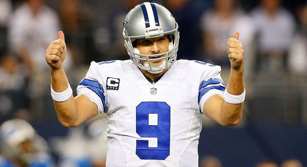 Romo will be Heading to Houston Texans Cover