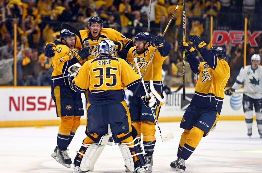 Nashville Sports NEws Preds Win Game 3 in OT 3-2 1