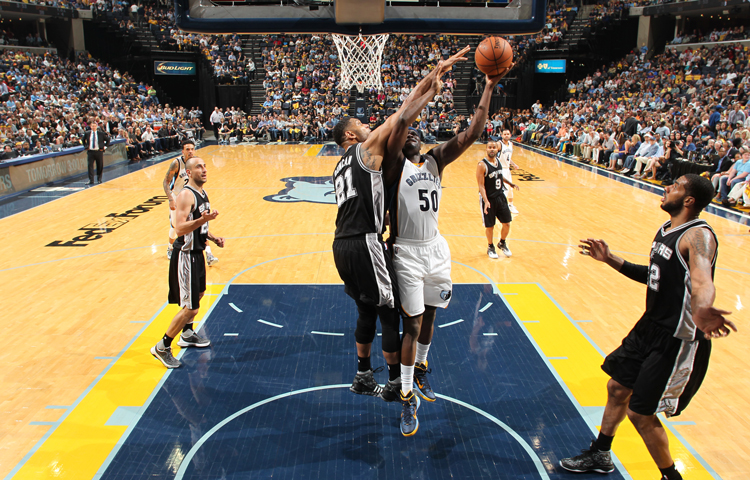 Nashville Sports News Grizzlies Defeat Spurs in Game 3, 105-94 2