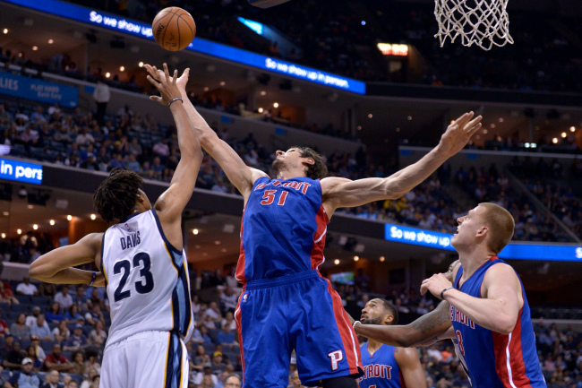 Nashville Sports News Grizzlies Lose to Pistons 103-90 1