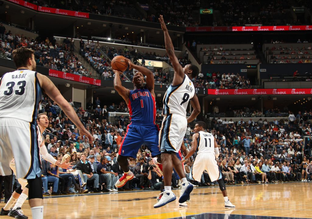 Nashville Sports News Grizzlies Lose to Pistons 103-90 3