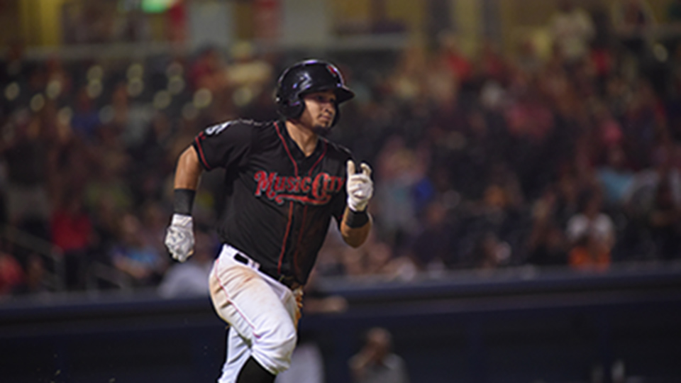 Nashville Sports News Nashville Sounds Defeat Dodgers 4-3 1