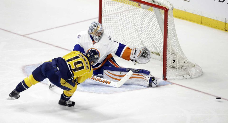 Nashville Sports News Predators Finish Season with OT Loss at Home 2