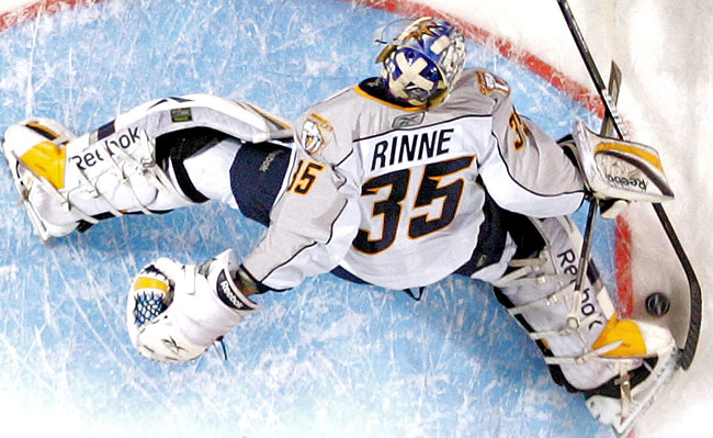 Nashville Sports News Predators Shut Out Hawks 2 in A Row 1