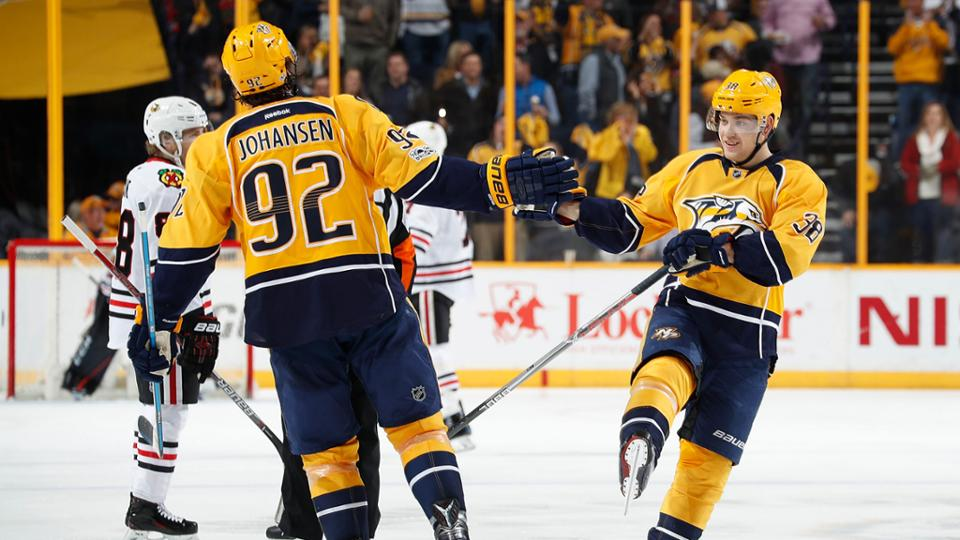 Nashville Sports News Preds are Playing Their Best Heading into Playoffs 2