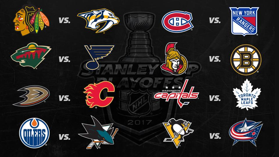 Nashville Sports News Stanley Cup First Round Playoff Schedule Announced 1