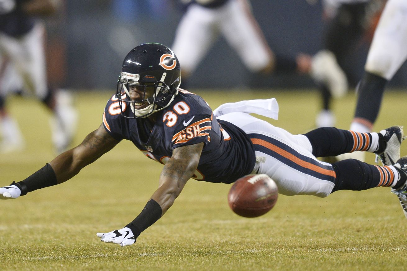 Nashville Sports News Titans Sign CB Demontre Hurst From Bears 3