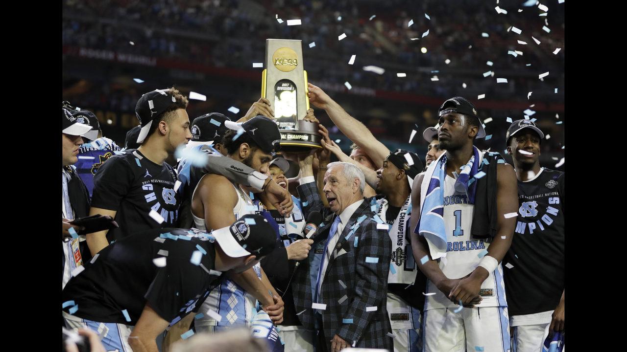 Nashville Sports News UNC Defeats Gonzaga for Sixth Title 1