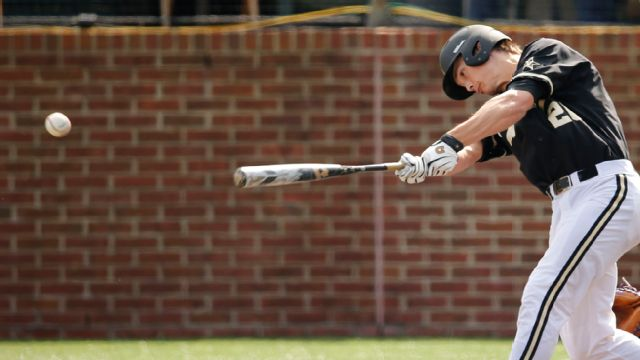 Nashville Sports News Vanderbilt Loses to Tenn Tech 5-2 1
