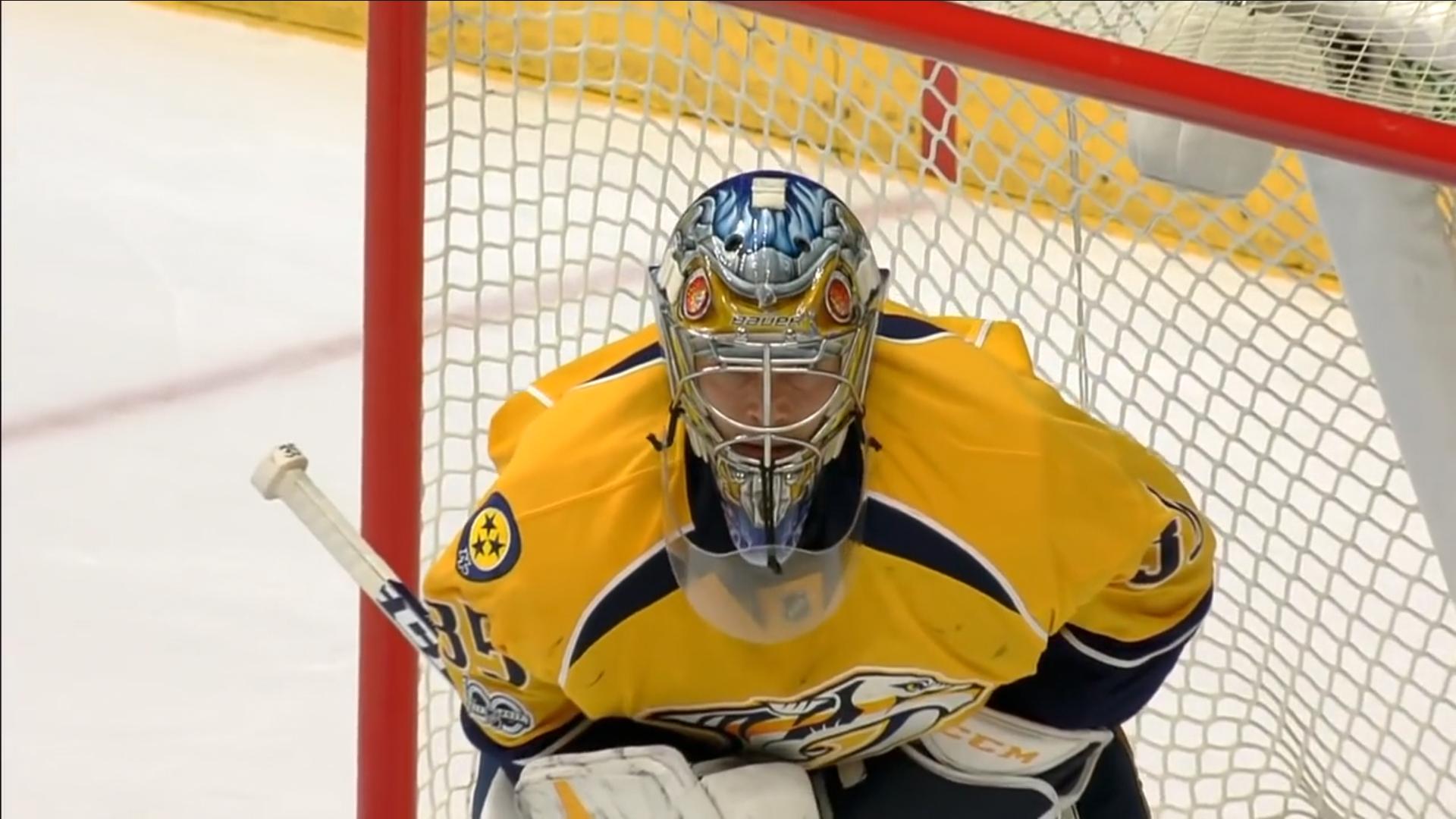 Nashville Predators take 2-1 series lead blues game 3