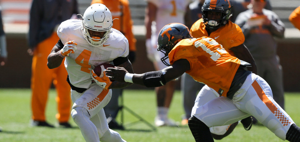 Nashville Sports NewsTennessee Vols Week 3 Spring Practice 5