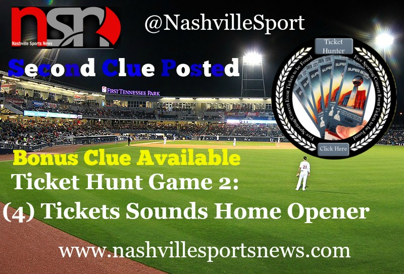 Tickets Nashville Sounds THC2