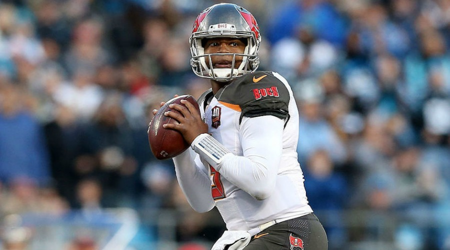 11. Jameis Winston 2017 QB Rankings Cover900