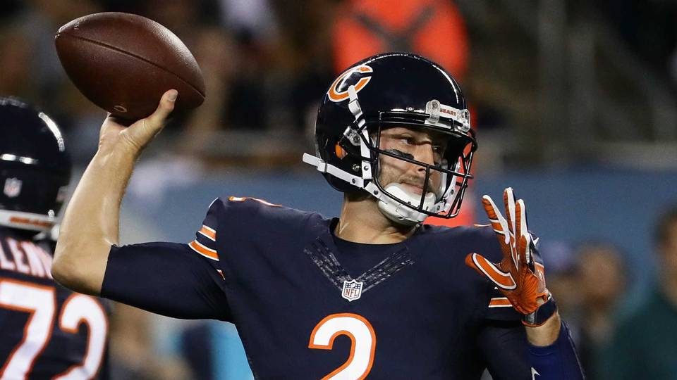 29. Brian Hoyer 2017 QB Rankings Cover