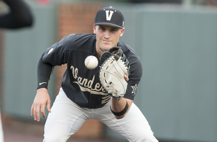 Commodores Defeat Tigers 14-5