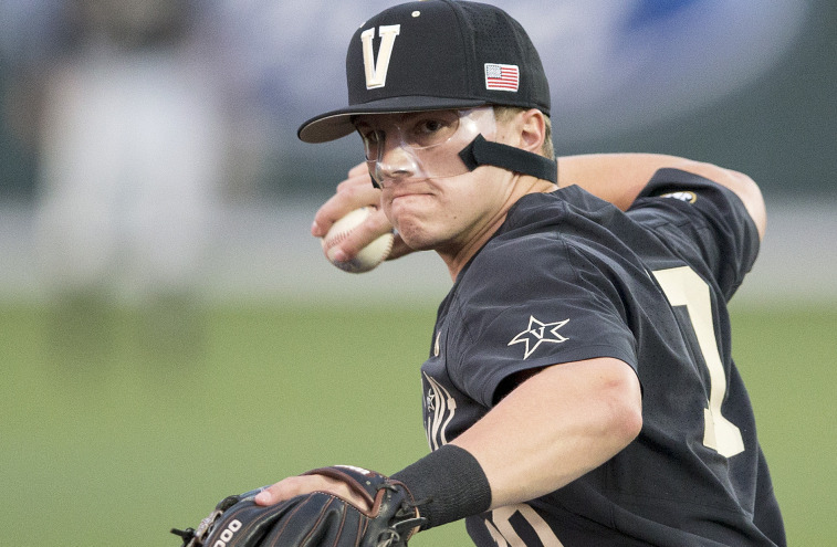 Commodores Set To Take On Gamecocks Pitch