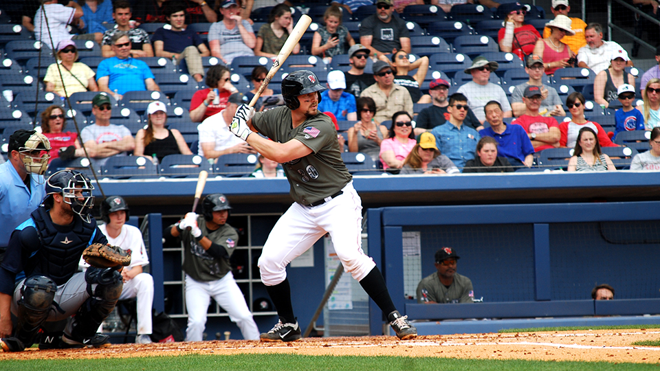 Isotopes Blank Nashville Sounds 6-0 Cover