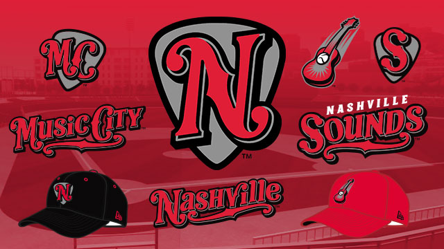 Isotopes Blank Nashville Sounds 6-0 Logo