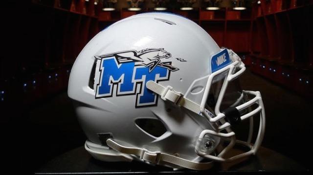 MTSU Assistant Coach David Bibee Resigns Helmet