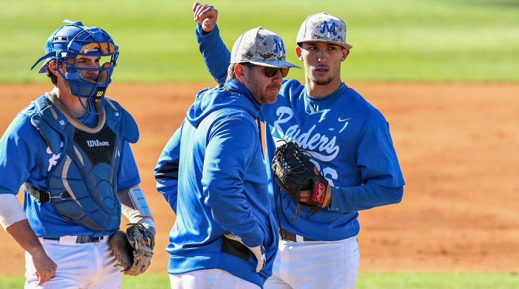 MTSU Pitching Coach JP Davis Resigns