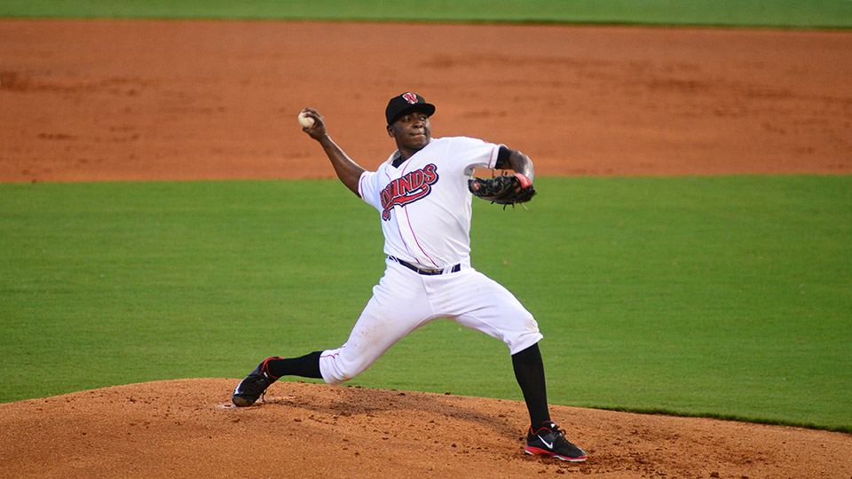 Nashville Sounds Blank River Cats 4-0 Cotton