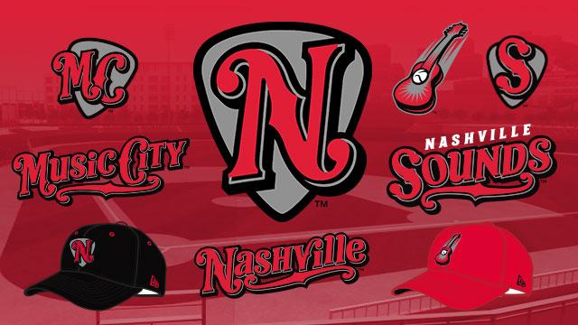 Nashville Sounds Blank River Cats 4-0 Hat