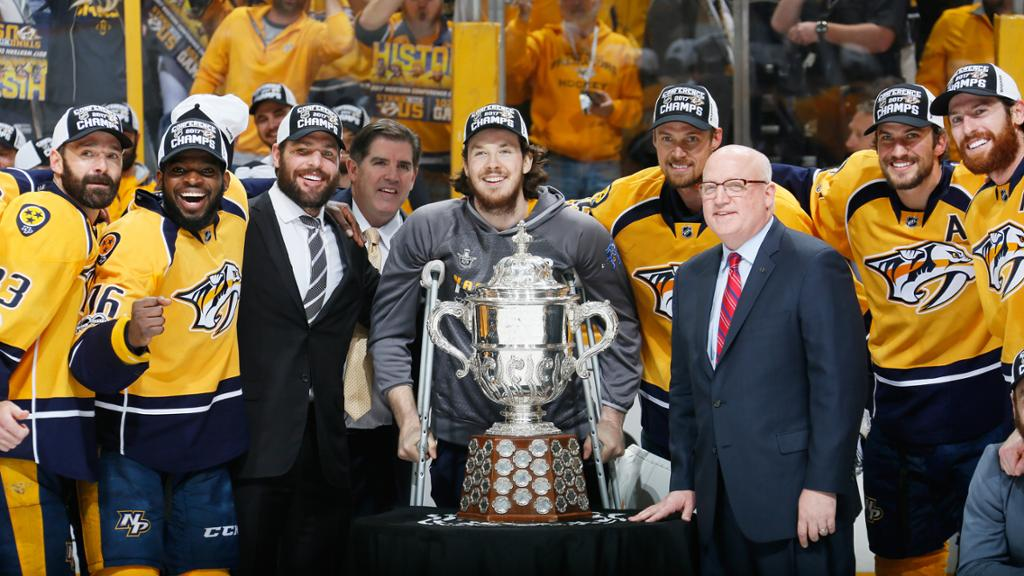 Predators Win!! Head To Stanley Cup Final WCC