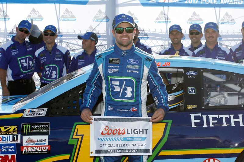Ricky Stenhouse Wins First Race At Talladega 500 1