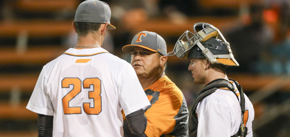 Tennessee Baseball Coach Dave Serrano To Resign