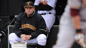 Tennessee Baseball Coach Dave Serrano To Resign Sit