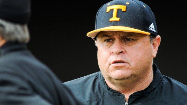 Tennessee Baseball Coach Dave Serrano To Resign close