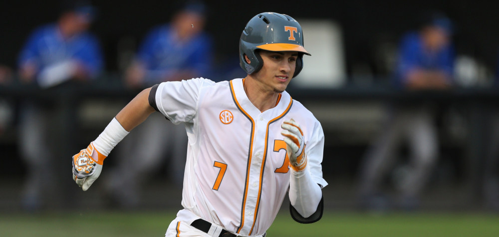 Tennessee Vols Players Receive All SEC Honors Rodgers