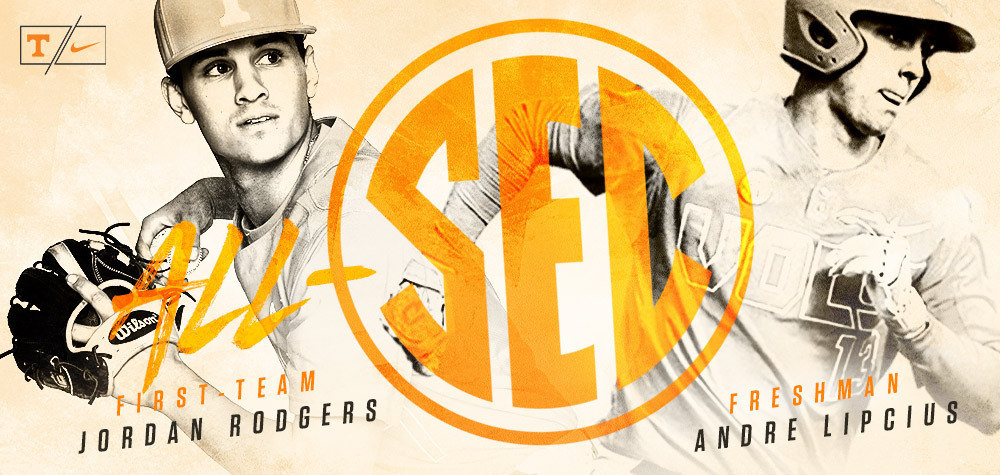Tennessee Vols Players Receive All SEC Honors SEC