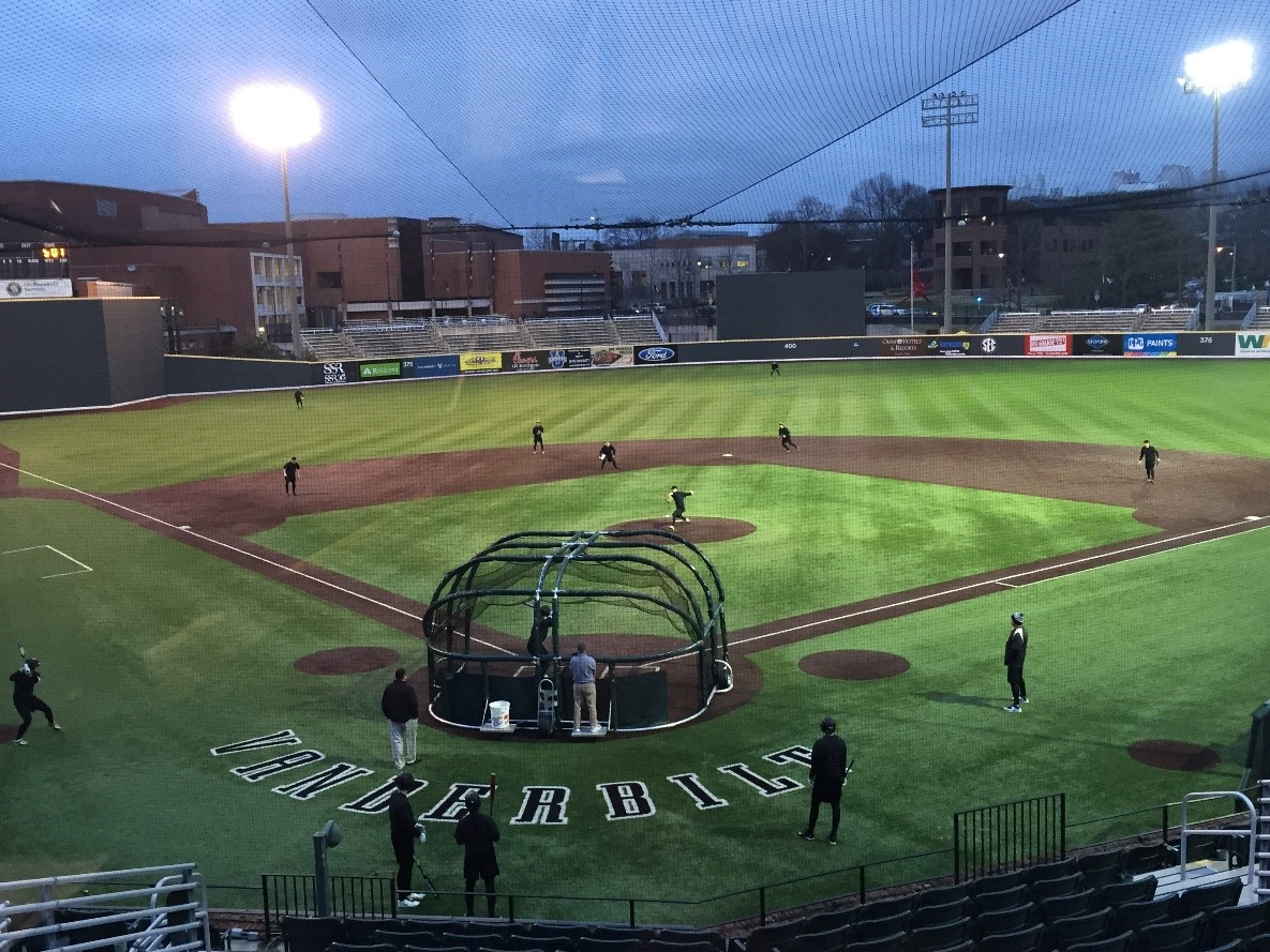 Vanderbilt Loses to Arkansas 7-1 Field
