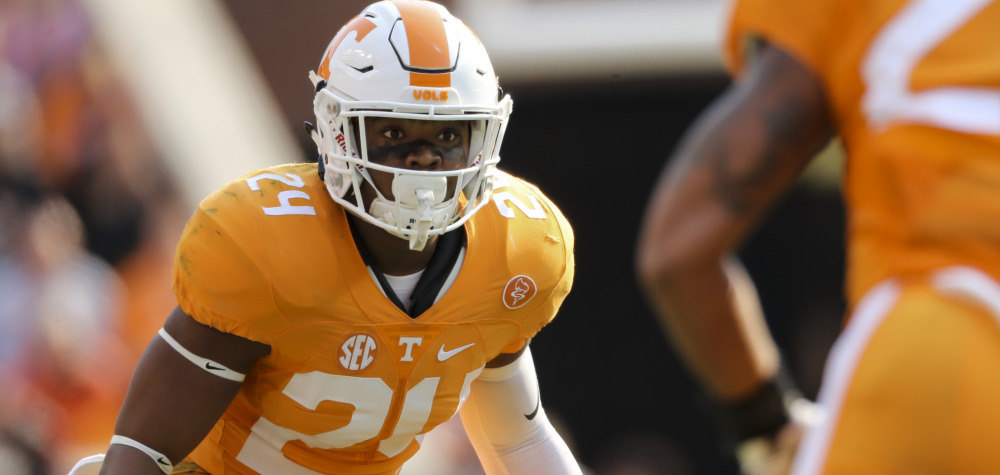 Vols Todd Kelly-Lott Impact Trophy Watch List Cover