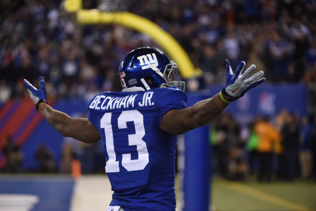 2017 NFL Quarterback Rankings Odell