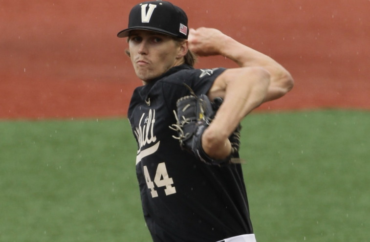 Commodores Eliminated in Oregon State Cover