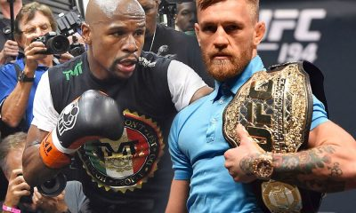 Mcgregor VS Mayweather Fight Is On practice 1000