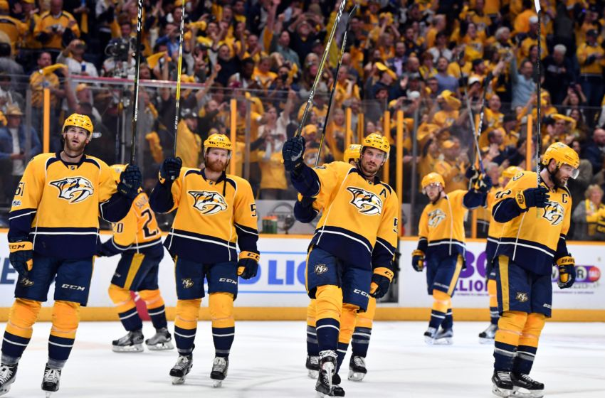 Nashville Predators Even Up the Series 2-2 Win