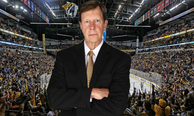 Predators David Poile GM of the year