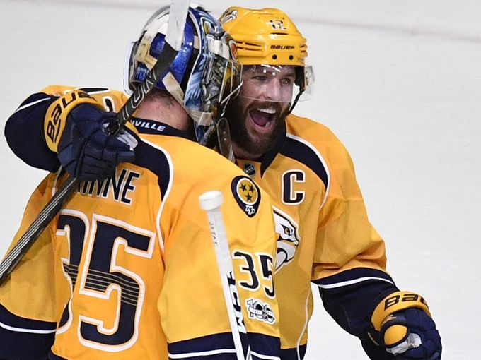 Predators Defeat Penguins in Game 3 BIG! Captain