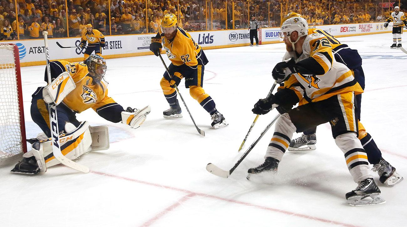 Predators Defeat Penguins in Game 3 BIG! Pekka
