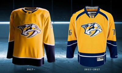 Nashville Predators New Jersey's Buy