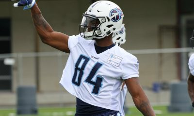 Titans Mini Camp Focuses On Toughness Davis 56